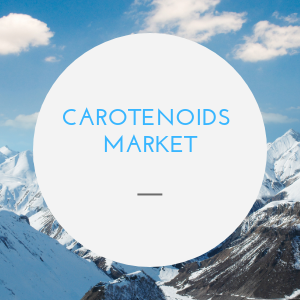 Global Carotenoids Market Analysis and Business Opportunities with CAGR Value, Key Manufactures, Revenue Structure, Types, Applications