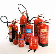 Commercial Building Fire Extinguisher Market