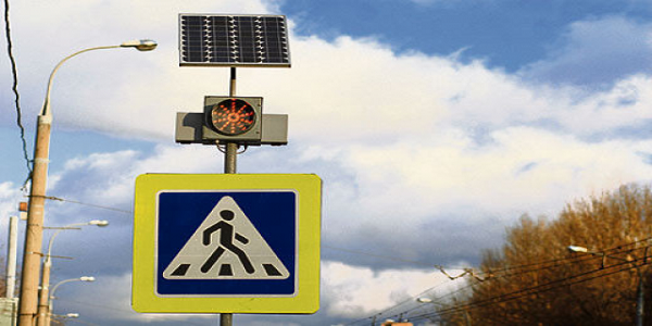 Solar Traffic Signs Market