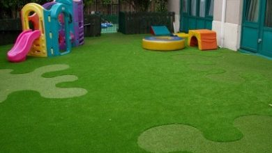 Playground Artificial Grass Turf Market