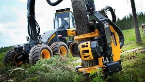 Timber Harvesting Equipment Market