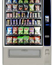 vending machines market