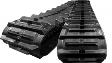 Agricultural Equipment Rubber Track Market