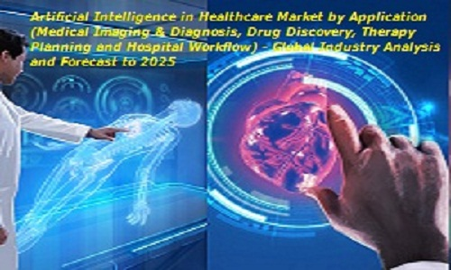 Artificial Intelligence in Healthcare Market is projected to expand at a steady CAGR over the forecast period 2025