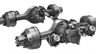 Automotive Axle