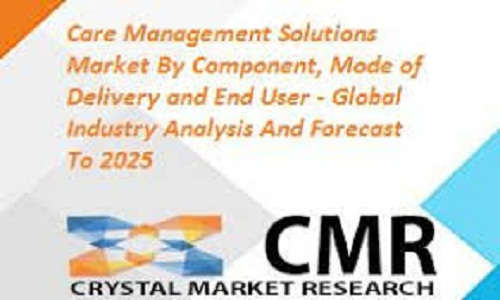 Worldwide Care Management Solutions Market to Grow at a Steady CAGR 2019-2025