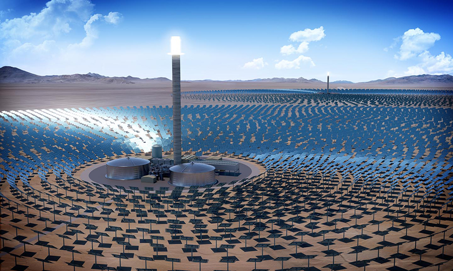 Concentrated Solar Power Market to reach USD 11.2 billion at a CAGR of 10% by 2025
