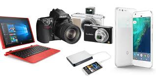 E-Commerce Of Consumer Electronics Products