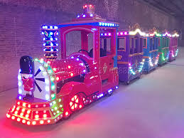 Exterior Train Lighting