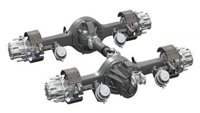 Global Automotive Axle Market