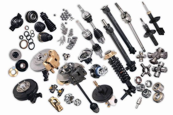 Global Automotive Parts and Components Market (2)