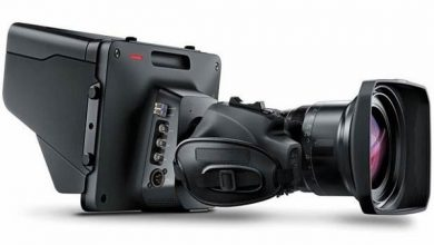 Digital Broadcast and Cinematography Cameras