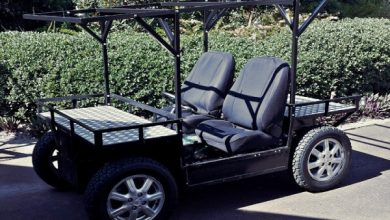 Global Electric Utility Vehicles Market