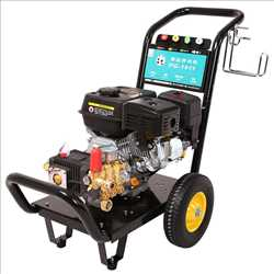 Global Gasoline Driven High Pressure Washers