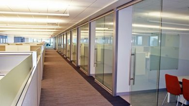 Global Glass Partition Walls Market