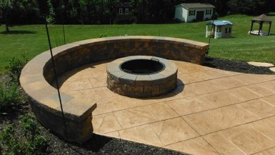 Global Residential Decorative Concrete Market