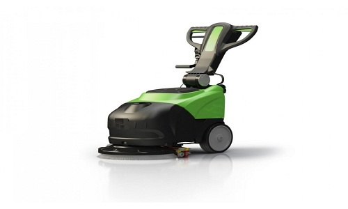 Global Stand-on or Ride-on Scrubber Dryer Market