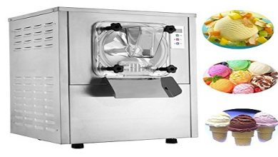Hard Ice Cream Machines Market
