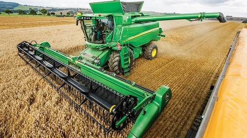 Harvester Market 2019 Growth Key Players: AGCO Corp., Bernard Krone, CLAAS, CNH Industrial