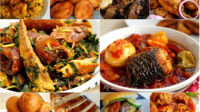 Nigeria Food and Drink