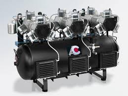 Oil-free Compressor Market Regional Analysis, Key Players and Forecasts till 2025