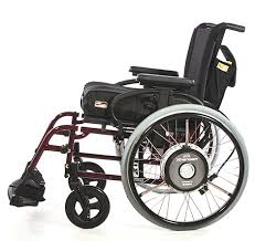 Power-assisted Wheelchairs Market