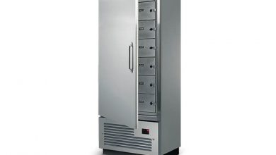 Refrigerated Lockers Market