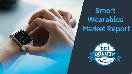 As per New Research, Smart Wearables Market estimated to grow with a CAGR of 14.66% in near Future by Top Companies like Fitbit, Xiaomi, Apple, Garmin, Samsung, Jawbone, Misfit, Polar, Moto, Huawei
