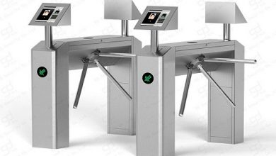 Tourist Attractions Turnstile Market