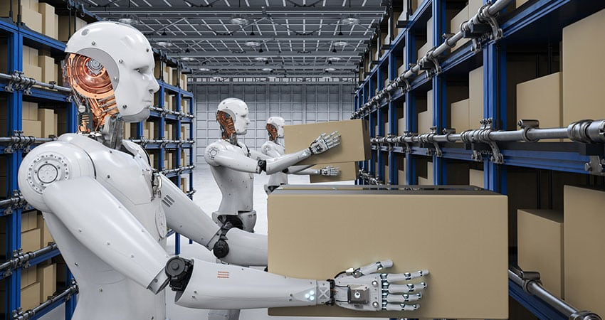Warehouse Robotics Market Explore Future Growth 2018- 2025 by Global Top Players