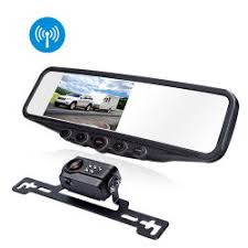 Global Wireless Backup Cameras Market 2023 – BOSS, Clarion, Voyager, Audiovox, Rostra, Pyle, Garmin