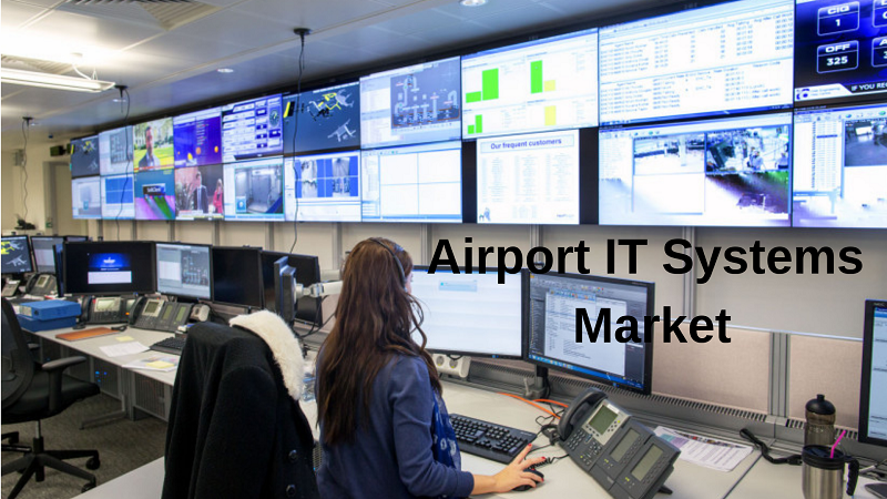 Global Airport IT Systems Market 2018-2025 Profiling key players like Siemens, IBM, Ultra Electronics Holdings, Amadeus IT Group, Rockwell Collins, INFORM