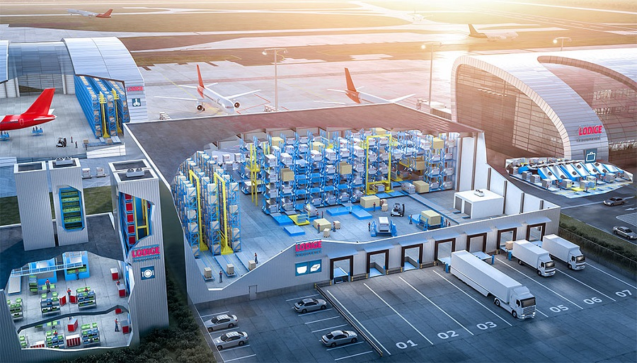 Airport Logistics Systems Market By Top Players Like Siemens, Vanderlande industries, Daifuku, CHAMP Cargosystems, Beumer Group, Unisys Corporation, IBS Software Solutions and Forecast 2018 To 2025