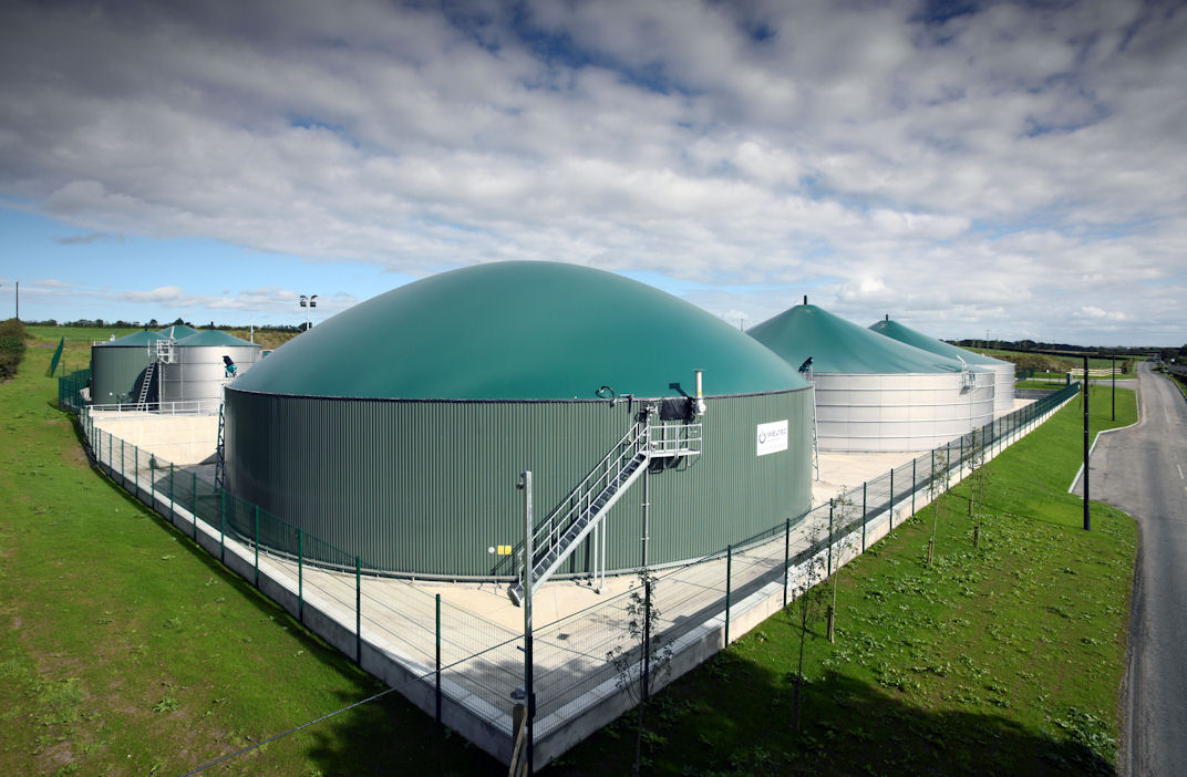 6.4% CAGR to Be Achieved Biogas Plant Market by 2025