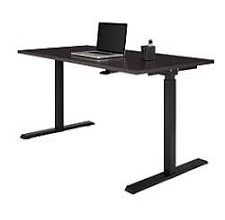 Contemporary Height-adjustable Desk (Contemporary Height Adjustable Desk)