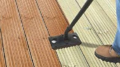 Deck Protective Layer