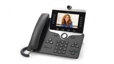 Desktop IP Phone