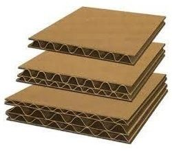 Double Wall Corrugated Paperboard