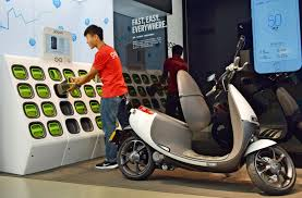 E-scooters Battery Market