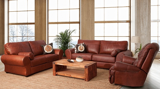 Leather Sofa: Market Competitive Analysis by Top Key Players