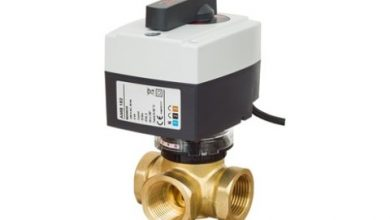 Motorized Control Valves Market