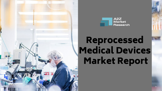 Reprocessed Medical Devices Market projected to grow +20% CAGR during forecast period by Top Players like VANGUARD AG, Stryker Sustainability Solutions, Philips Healthcare, Medisiss, Sterilmed, Hygia Health Services, Centurion Medical Products