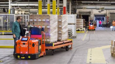 Tugger Automated Guided Vehicle Market