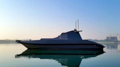 Unmanned Surface Vessels USV Market