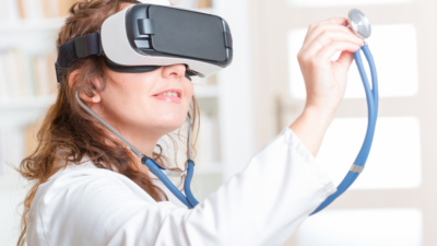 Global Virtual Reality (VR) Market 2018-2025 Profiling key players like Barco, Cyber Glove Systems LLC, Oculus VR LLC, Alphabet. Inc., HTC Corporation, Leap Motion
