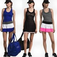 Women Tennis Wear