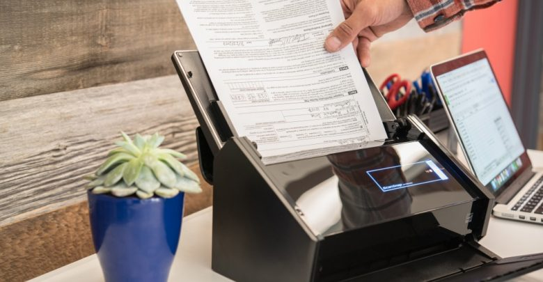 Portable Document Scanners