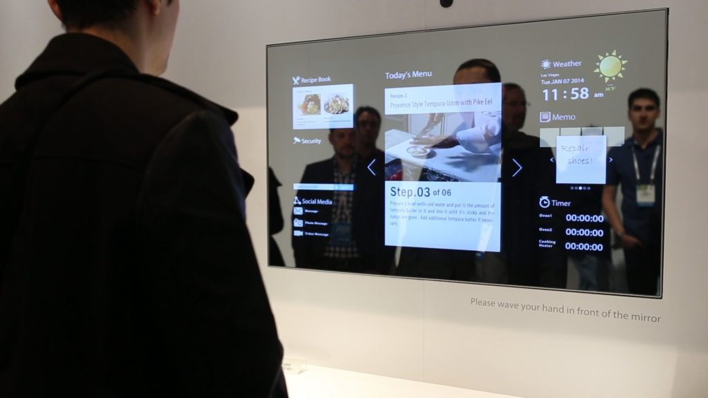Smart Mirror Market Report by Growth, Size, Share and Forecast Till 2025