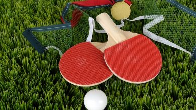 Table Tennis Paddles Market