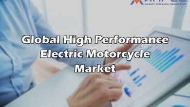global high performance electric motorcycle market